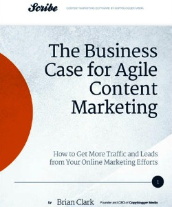 Ebook: The Business Case for Agile Content Marketing